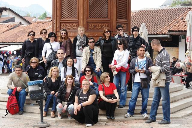 Organizirani izlet u Sarajevo
