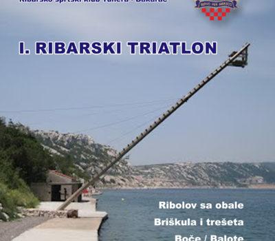 1.RIBARSKI TRIATLON