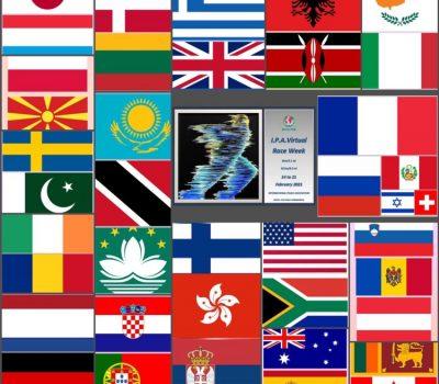 IPA WORLD VIRTUAL RACE WEEK